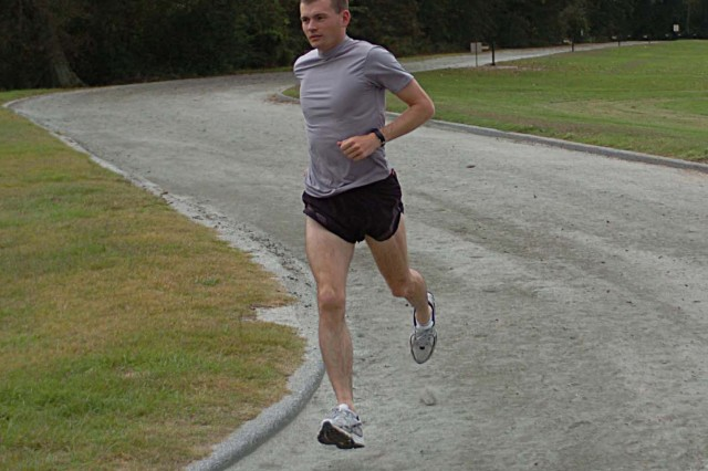 Soldier aims for Olympic trials, World Class Athlete Program