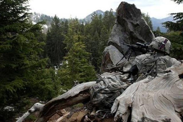 The Army is testing two new camouflage patterns in Afghanistan to determine which might provide the best concealment.