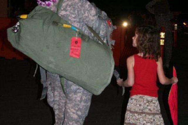8th MPs return from Iraq