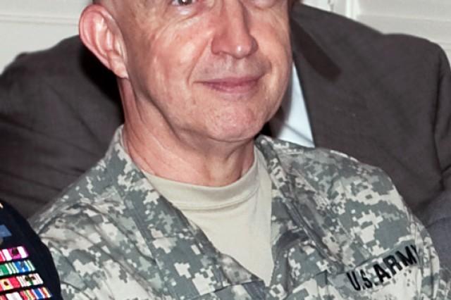 Maj. Gen. Nikolas G. Justice