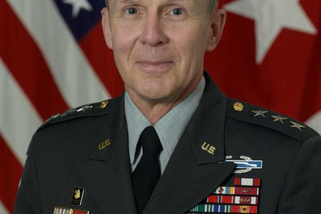 Lt. Gen. James Campbell is this week's speaker for the post's leadership and training guest speaker program.