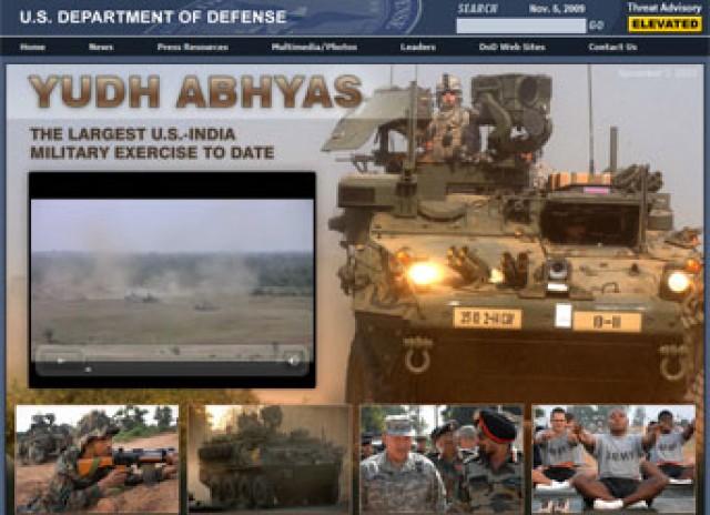 """""""Yudh Abhyas 09"""""""