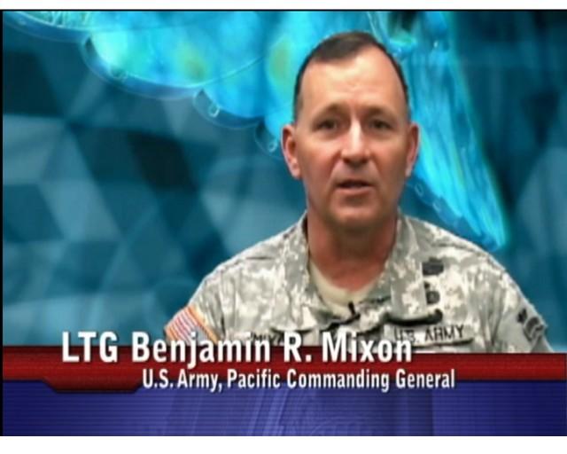 Influenza Informational Video from LTG Mixon