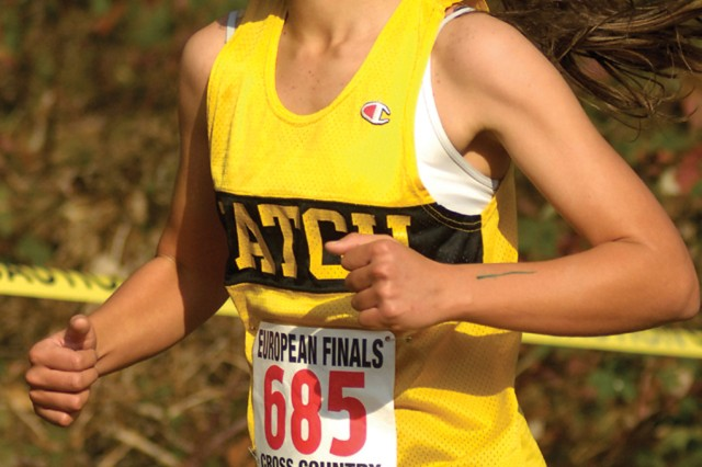 Patch High School freshman wins cross country championships