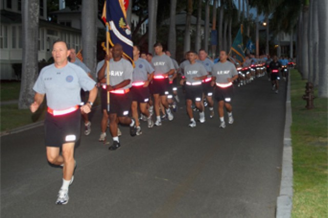 Veterans Day Run Video