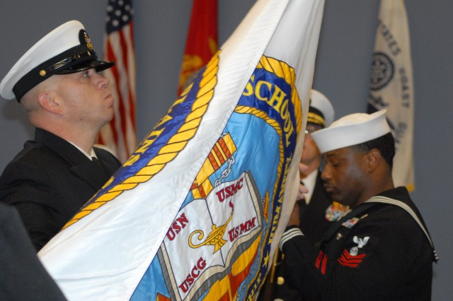 Fort Jackson graduation a first for Navy chaplains