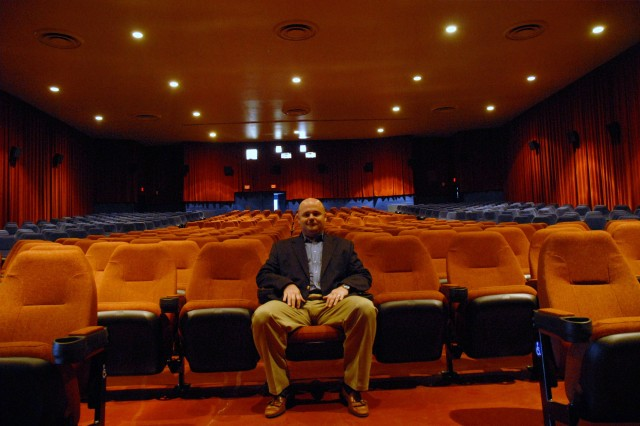 Getting reel: Theater reopens with free screening