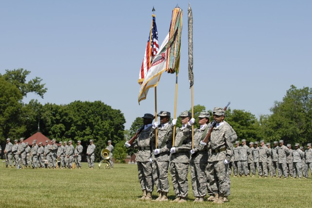 Like every unit in the Army - Soldiers are the centerpiece of our 3d ESC formation.