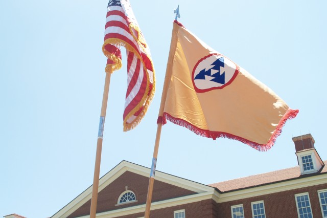 We're proud of where we live.  3d ESC as the strength of the Nation and the Fort Knox Local Community.