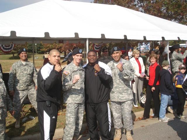 USASMDC/ARSTRAT Veterans Day 2009 - Huntsville, Ala.