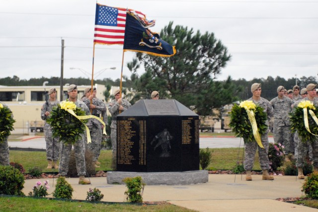 75th Rangers pay homage to fallen, veterans