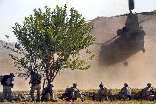 Chinook Air Assault