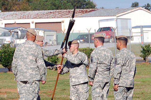 Guardsman serves as fourth CSM for Ranger battalion