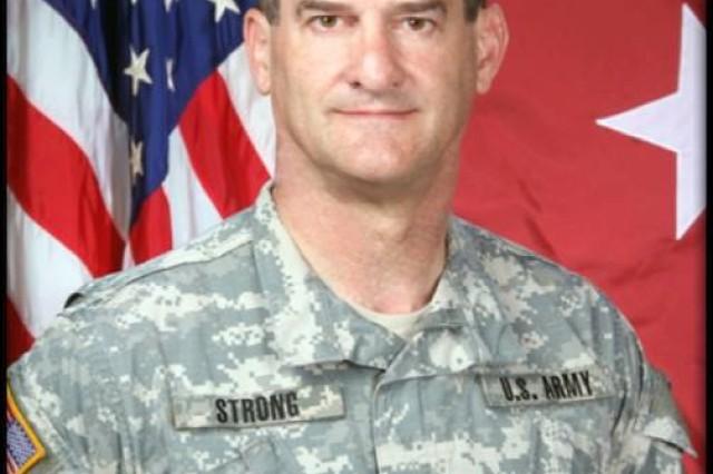 Maj. Gen. Randolph P. Strong