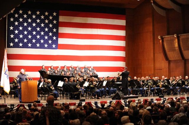 New York audiences presented with Army's musical elite