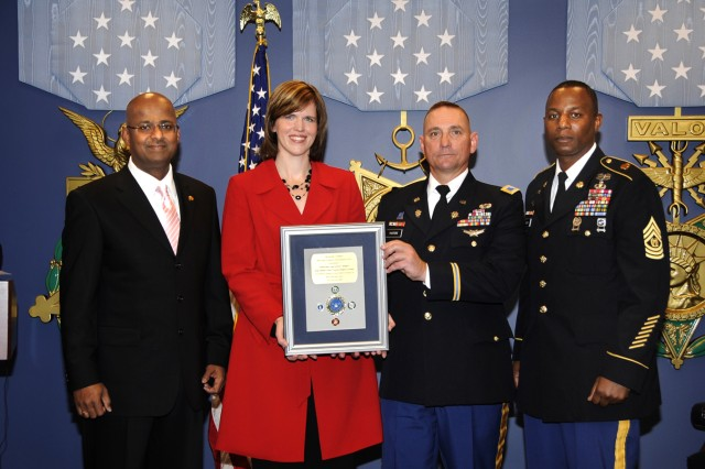 Garrison ASAP named best in Army