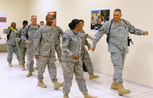 JBB professional mixer sparks camaraderie between service members