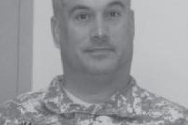 Lt. Col. Everett Sharpe, former commander of the Warrior Transition Battalion