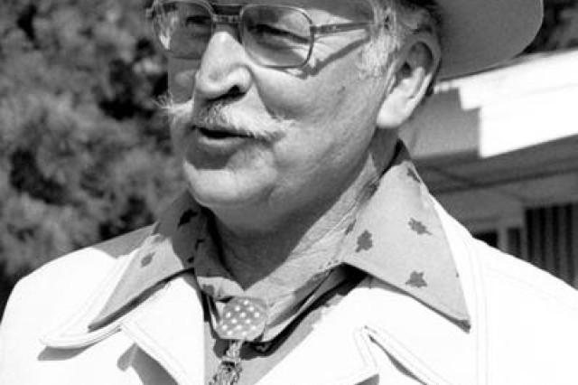 Retired Col. Millet