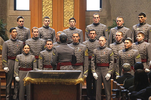 West Point celebrates 25th anniversary of Jewish Chapel opening