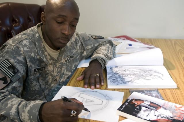 Army Artist