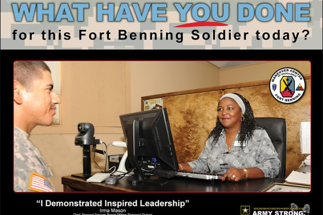 Program recognizes excellence in the Fort Benning community