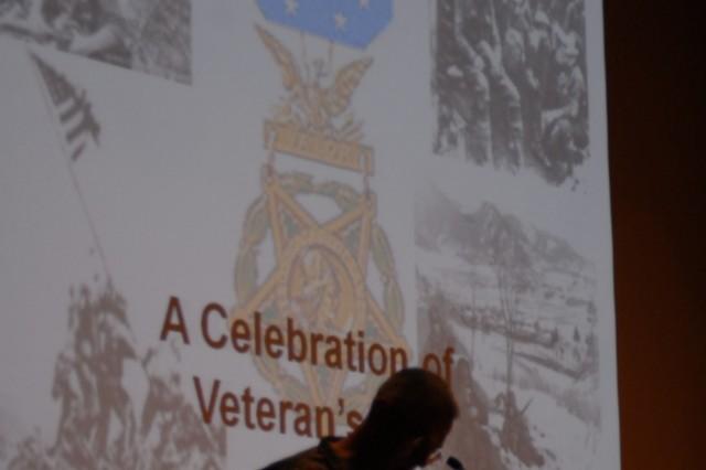 Veterans Day silhouette