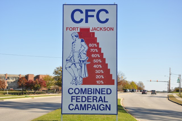 The Fort Jackson community still has time to donate to the Combined Federal Campaign, which ends Wednesday.