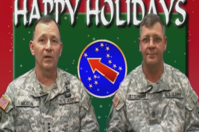 Holiday Safety Message