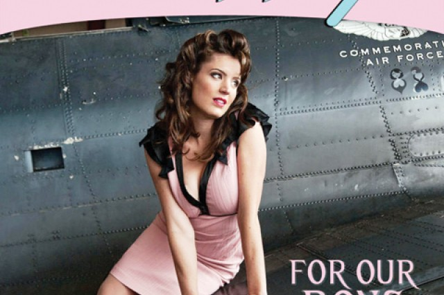 Pinup calendar raises money for wounded warriors