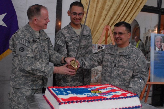 Chief of Chaplains, Servicemembers celebrate 100 years chaplain assistants