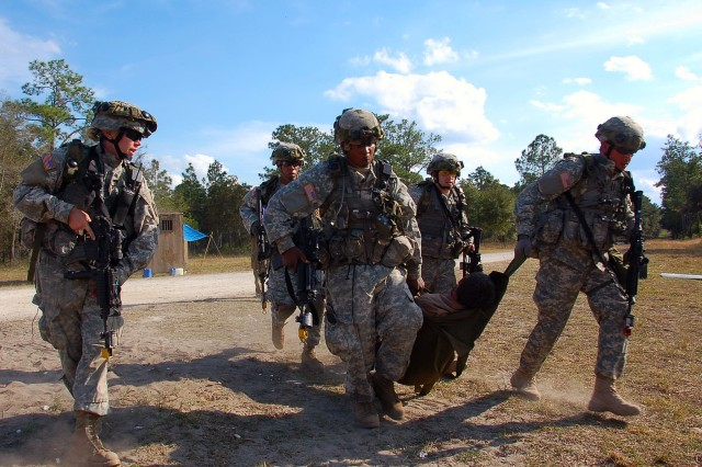 Soldiers receive realistic training before heading downrange