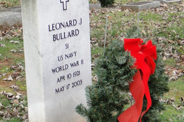 Visitors to Maple Hill Cemetery this holiday season will once again see holiday wreaths with red ribbons gracing the tombstones of Madison County's veterans.