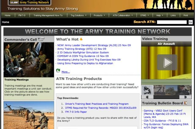 Army Training Network