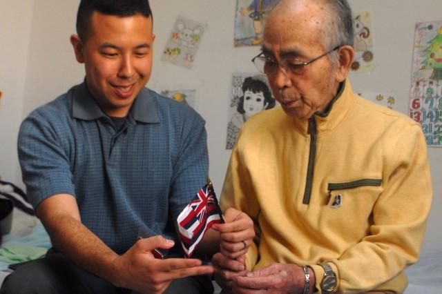 Exercise Yama Sakura 57 reunites USARPAC Soldier with family in Japan
