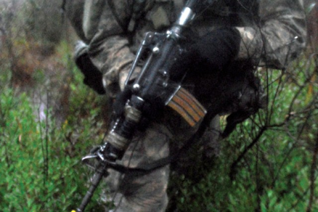 Ranger School is more than 60 days long and tests the mental and physical endurance of each Soldier.
