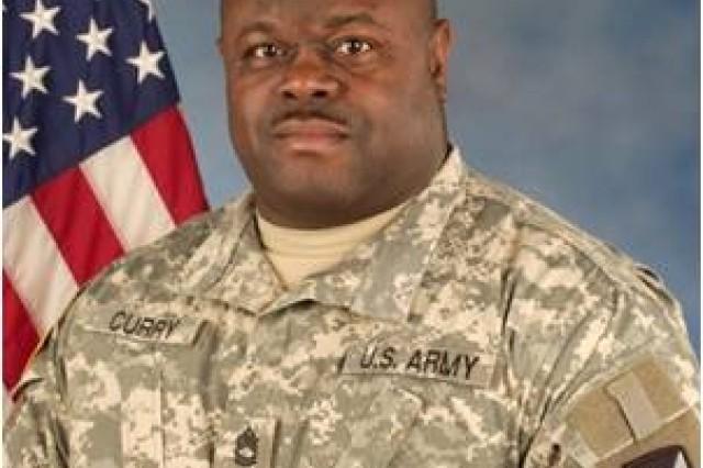 Sgt. 1st Class Twillie L. Curry III