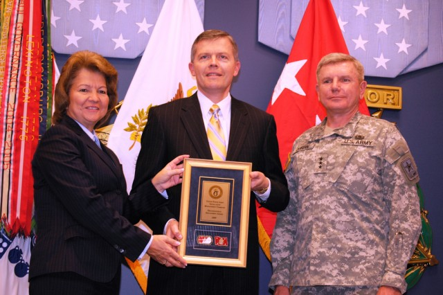 IMCOM wins Army Lean Six Sigma award