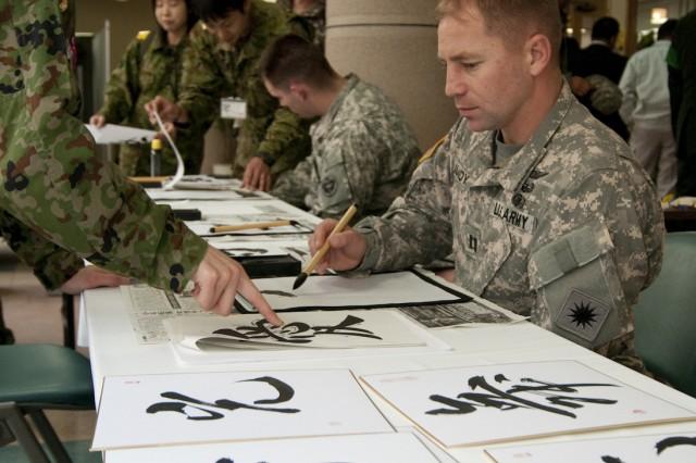 Yama Sakura soldiers focus on cultural diversity