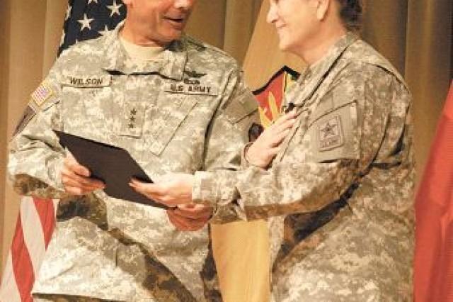 First IMCOM command sergeant major retires
