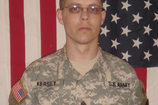 Staff Sgt. Kenneth K. Kersey