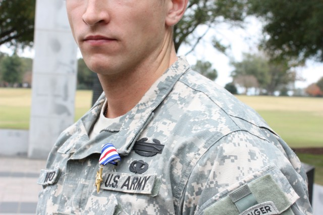 Ranger receives Silver Star for combat actions