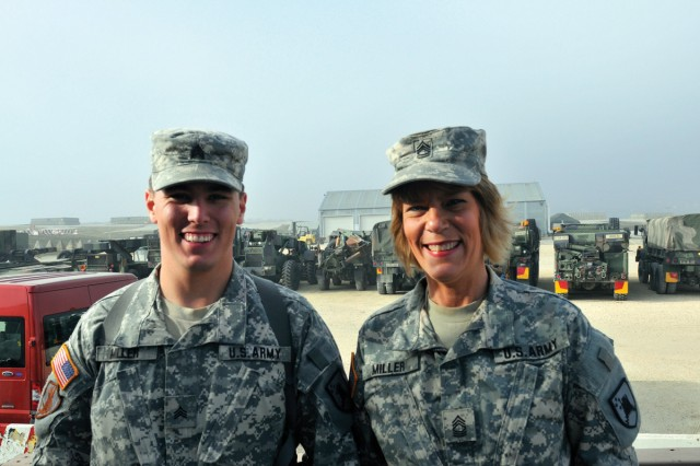 Family ties run deep for Guard Soldiers in  Kosovo