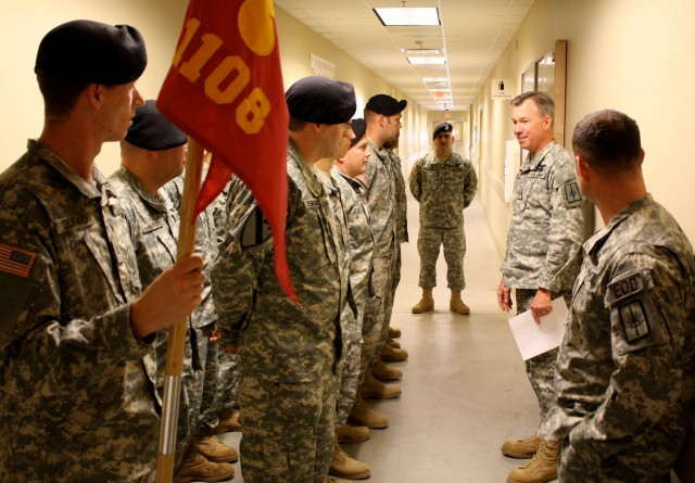 New York Army National Guard EOD Soldiers Heading For Iraq