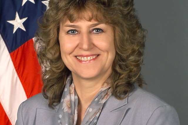 Nina Richter, U.S. Army Garrison Baden-Wuerttemberg Resource Management director, was recently recognized by the U.S. Army Installation Management Command with the Stalwart Award. The award is given to IMCOM employees who perform in an exemplary manner, set the standard as agents for change in installation management, and contribute significantly to the command's success in carrying out the IMCOM mission.