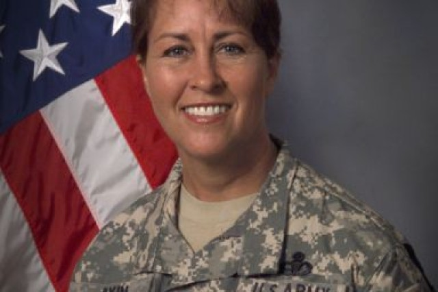 COL(P) Robin Akin serves as the commander of the 3rd Sustainment Command at Fort Knox, Kentucky