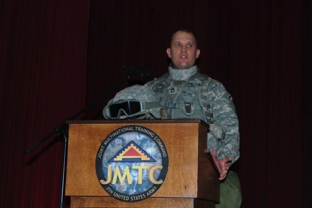 7th Army JMTC Year of NCO Culmination