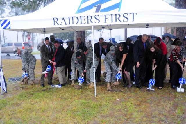 Raiders Memorial