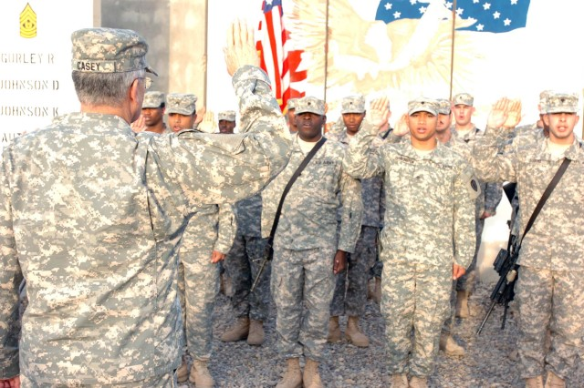 Army Chief of Staff reups TF Wings Soldiers