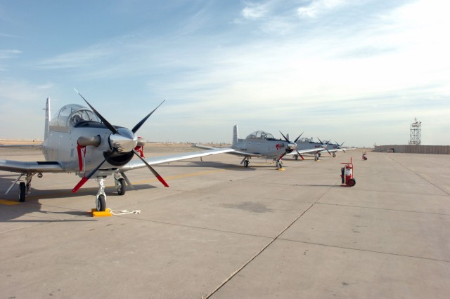 Iraqi Air Force College presents bright future
